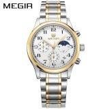 ราคา ผู้ค้าส่ง Megir Ms5007 ธุรกิจนาฬิกาควอตซ์ชายนาฬิกาโครโนกราฟนาฬิกาทหารทหารนาฬิกาข้อมือสเตนเลสสตีล นานาชาติ ออนไลน์