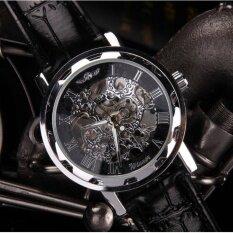 ขาย ซื้อ Winner ของแท้กลวงนาฬิกาผู้ชาย นาฬิกากลไกอัตโนมัติ