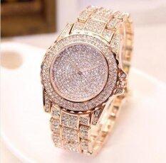 ราคา Women S Watches Diamond Dress Watch High Quality Luxury Rhinestone Lady Wristwatch Quartz Watch Intl ใน จีน