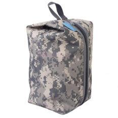 ราคา สตรีผู้ชาย Camo สบู่โกนหนวดชุดท่องเที่ยวทำกระเป๋าซิปตายเคส ใหม่
