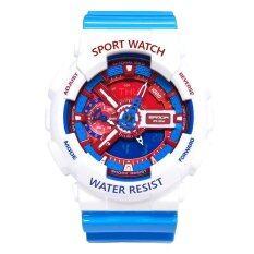 Wonderful Story  S Sport นาฬิกาข้อมือ ใส่ได้ทั้งชายและหญิง กันน้ำได้-Sp024 (doraemon Blue).
