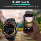 ซื้อ สนามบินนานาชาติชื่อดังสมาร์ทนาฬิกาสปอร์ตหรูแบรนด์มัลติฟังก์ชันกีฬานาฬิกาเตือนดิจิตอล Wristwatches Relogios 1250 นาฬิกาผู้ชาย ออนไลน์ จีน