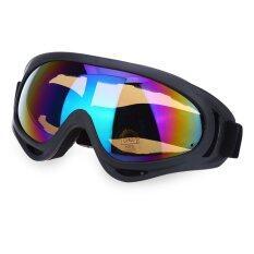 ขาย X400 ลมการขี่จักรยานมอเตอร์ไซค์ Airsoft จักรยานวิบากแว่นตาแว่นตาสวาท คัลเลอร์ฟูล Unbranded Generic ถูก