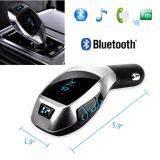 ราคา X5 Wireless Bluetooth Car Kit Handsfree บูลทูธเครื่องเสียงรถยนต์ ที่ชาร์จโทรศัพท์ในรถ เครื่องเล่น Mp3 ผ่าน Usb Sd Card Bluetooth เครื่องสัญญาณเสียง Fmcar Speaker With Car Charger Fm สินค้ารับประกันของแท้ Bluetooth Handfree Car Kit เป็นต้นฉบับ