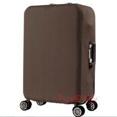 ส่วนลด ผ้าคลุมกระเป๋าเดินทางแบบยืดเพิ่มความหนาหูหิ้วขวา Xl29 32 Unbranded Generic ใน กรุงเทพมหานคร