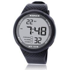 ขาย Xonix Watches Luxury Men Unisex 100M Relogio Masculino Led Digital Diving Reloj Hombre Sport Hours Sumergible Dress Wrist Watch Intl ใหม่