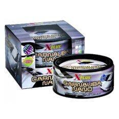 ราคา Xplus น้ำยาเคลือบสีเอ็กพลัส X Plus Carnauba Nano Wax สำหรับรถสีอ่อน กรุงเทพมหานคร