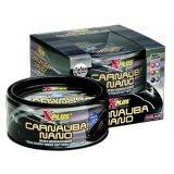 ราคา Xplus น้ำยาเคลือบสีเอ็กพลัส X Plus Carnauba Nano Wax สำหรับรถสีเข้ม ราคาถูกที่สุด
