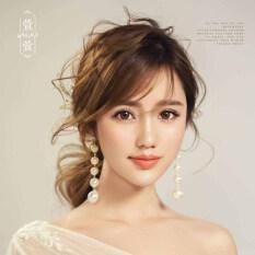 ราคา Xuanxuan ต่างหูเจ้าสาวป่าในชีวิตประจำวันมุก ใหม่