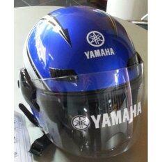ซื้อ หมวกกันน็อค Yamaha Blue Core สีน้ำเงิน ออนไลน์ กรุงเทพมหานคร
