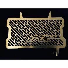 ขาย ตะแกรงหม้อน้ำ การ์ดหม้อน้ำ สำหรับ Yamaha M Slaz สีทอง กรุงเทพมหานคร