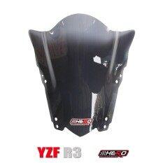 ชิวหน้าแต่ง Yamaha R3 ทรงสปอร์ต ทนทาน ราคาประหยัด เป็นต้นฉบับ
