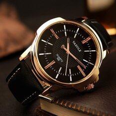 YAZOLE สุดหรูนาฬิกาข้อมือมียี่ห้อนาฬิกาธุรกิจชายชายนาฬิกาข้อมือควอตซ์