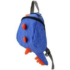 ขาย Ybc Kids Cartoon Backpack Animals Dinosaurs Bag Sch**l Bags Blue ถูก