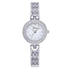Ybc ง่ายผู้หญิงนาฬิกาควอตซ์สายคล้องคอนาฬิกาข้อมือ - นานาชาติ.