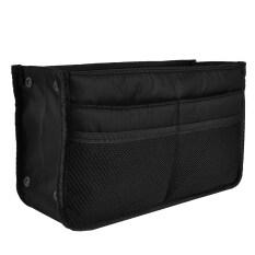ขาย Yidabo Women Travel Insert Handbag Organiser Purse Large Liner Organizer Tidy Bag Pouch Black Intl Unbranded Generic ผู้ค้าส่ง