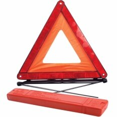 ราคา Yika Large Warning Car Triangle Reflective Road Emergency Breakdown Safety Hazard Intl Yika ใหม่