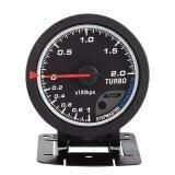 โปรโมชั่น Justgogo มาตรวัดเครื่องวัดความเร็วในการขันรถด้วยจอ Led สีดำ 60 มม Unbranded Generic