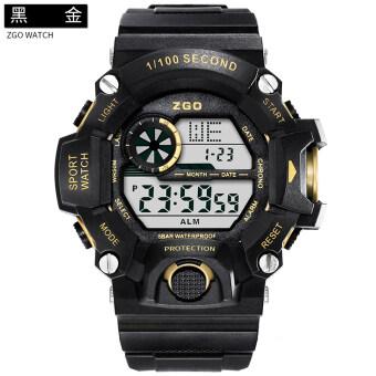 ZGO นาฬิกาอิเล็กทรอนิกส์เกาหลีนาฬิกาสาวกีฬาสำหรับเด็ก