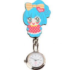 ซื้อ Zibaoni การ์ตูนตารางพยาบาลโรงพยาบาลพยาบาลนาฬิกาพก ออนไลน์