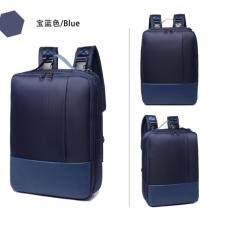 ส่วนลด Zs กระเป๋าเป้สะพายหลัง กระเป๋าใส่โน๊ตบุ๊ค แท็บเล็ต Notebook รุ่น 8126 สีน้ำเงิน Zs ใน กรุงเทพมหานคร