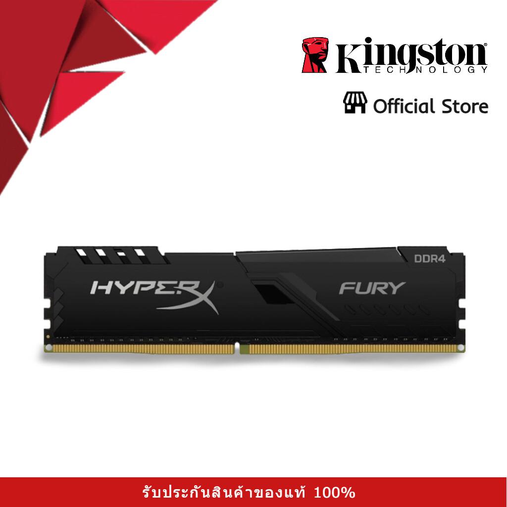 Hyperx Fury 8gb 2666mhz Ddr4 Cl16 Dimm Ram Black - (hx426c16fb3/8).