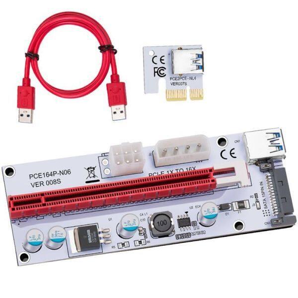 Bảng giá USB 3.0 Pcie PCI-E Express 1X To 16X GPU Extender Riser Card Adapter Phong Vũ