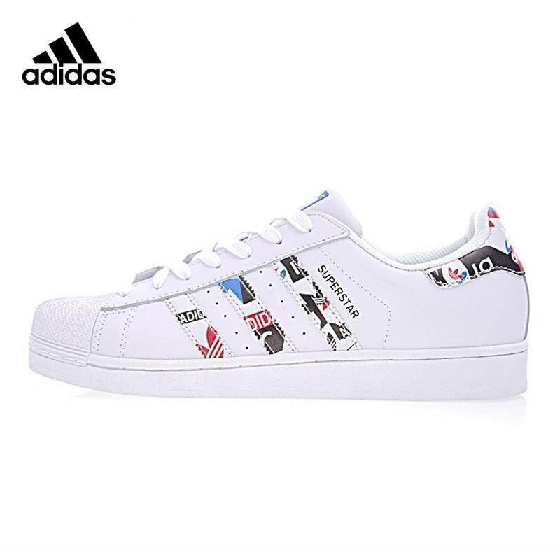 Official Adidas__SUPERSTAR_Men and Women Skateboarding Shoes