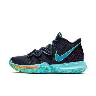 Flash Sale 2019 ใหม่ล่าสุด Nike_KYRIE 5 EP Man รองเท้าบาสเก็ตบอล Anti - SLIP Breathable กีฬารองเท้าผ้าใบ-