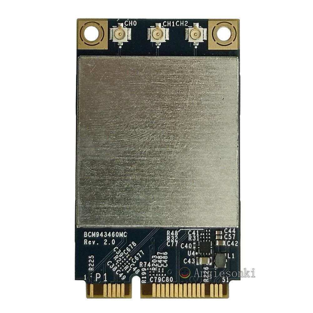 การส่งเสริม Broadcom BCM943460MC 802 11 a/b/g/n/ac 3x3
