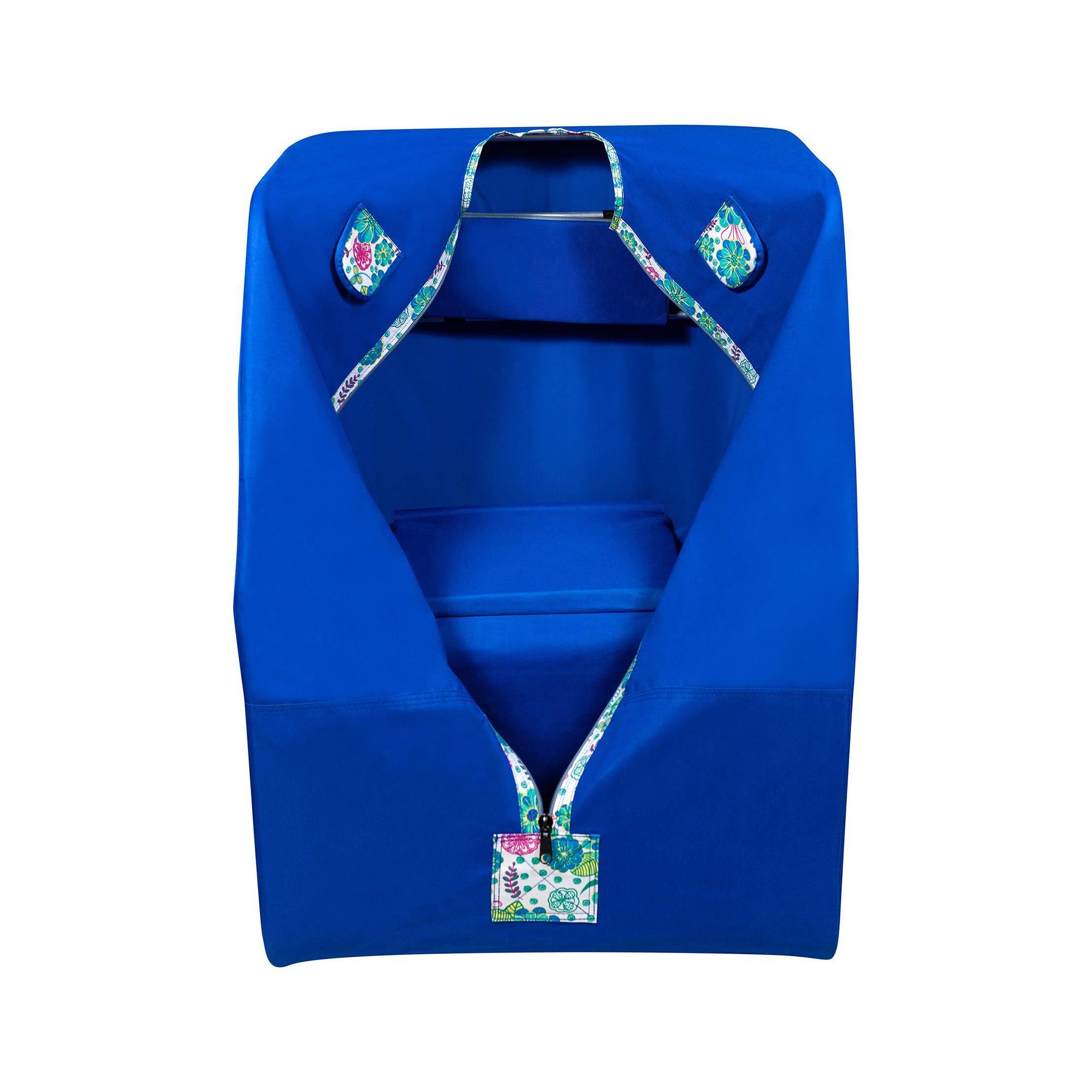 ตู้อบไอน้ำ N.03 Blue โสมสอางค์ Somsa-ang