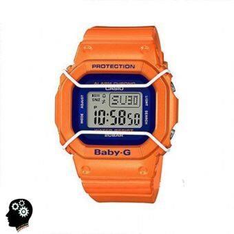 นาฬิกา รุ่น BA-110 Casio Baby-G นาฬิกาข้อมือผู้หญิง สายเรซิ่น รุ่น BA-110DC-2A1สีน้ำเงิน BA-110DC-2A2 - สีน้ำเงินสีอ่อนใหม่ของแท้100% แบตเตอรี่10 ปี ประกันศุนย์ CMG 1ปี จากร้าน MIN WATCH