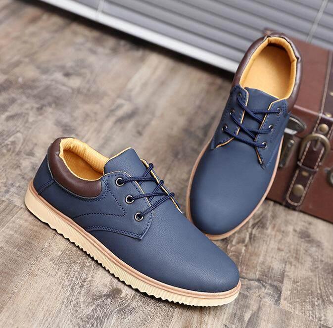 (น้ำเงิน)รองเท้า รองเท้า ผ้าใบ รองเท้า แฟชั่น รองเท้า ผู้ชาย รองเท้า ผ้าใบ แฟชั่น รองเท้า ส นี ก เกอร์ รองเท้า ผ้าใบ ชาย รองเท้า ผ้าใบ เกาหลี