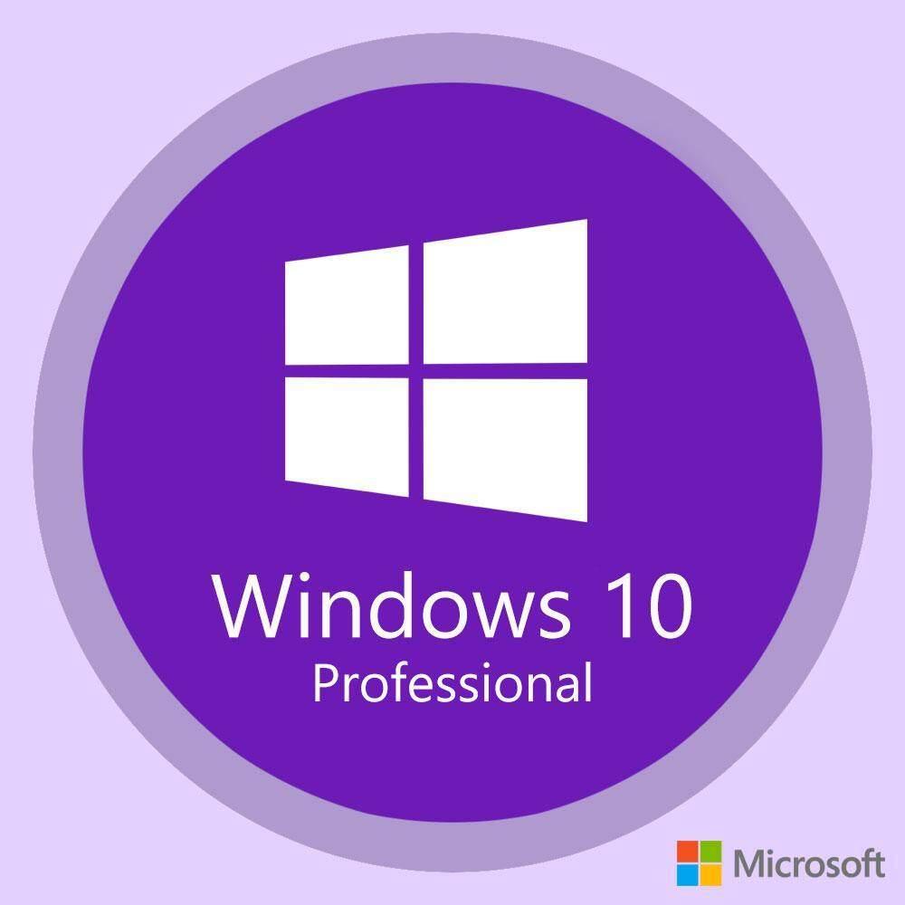 Windows 10 Pro 32bit/64bit Retail ย้ายเครื่องได้ 1 Pc By Nanoshop Thailand.