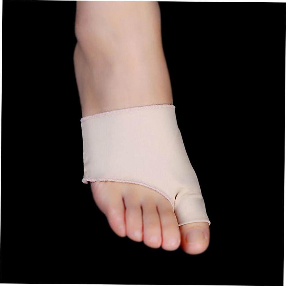 1 คู่ Unisex Big Little Toe แยกเย็น Valgus Varus Straighteners ที่รองปุ่มหัวแม่เท้าถุงเท้า Feet Care เครื่องมือแผ่นบรรเทาตาปลาบนนิ้วเท้าแก้ไขระงับปวด By Cheetkit.