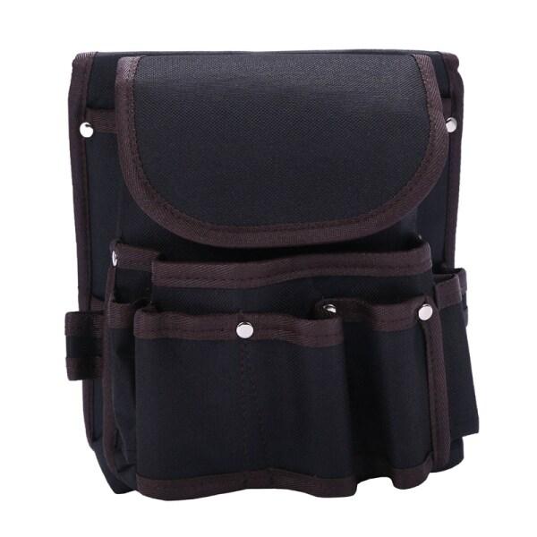 600D Waterproof Cloth Rivet Fixed Tool Bag Belt Utility Kit Pocket Pouch
