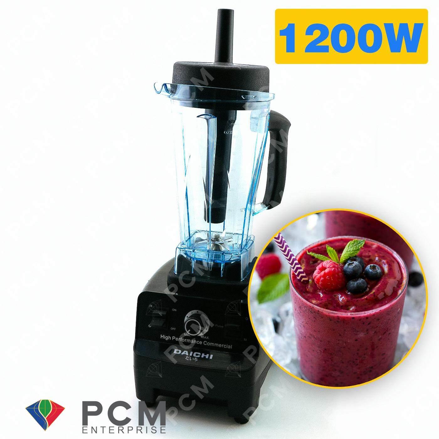 Daichi [PCM] เครื่องปั่น สมูทตี้ น้ำผลไม้ Smart Blender รุ่น DSM-130 กำลัง 1200W