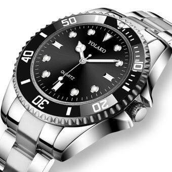 บุรุษยอดนาฬิกาแบรนด์หรูนาฬิกา 2021 แฟชั่นกีฬากันน้ำวันที่สัปดาห์สไตล์ที่เรียบง่ายโครโนกราฟนาฬิกาชายนาฬิกาข้อมือนาฬิกา