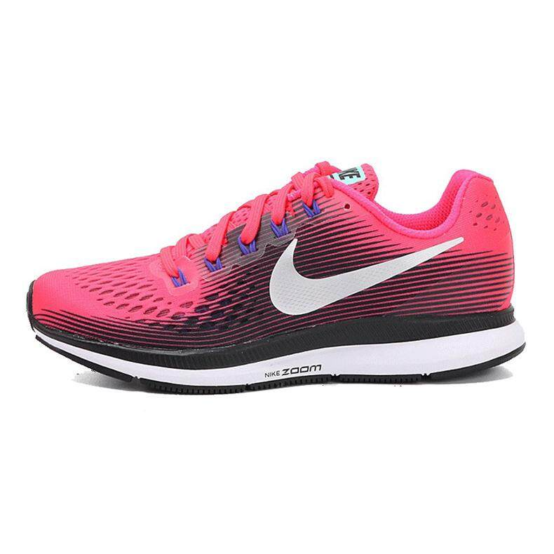 Nike Air Zoom Pegasus 34 women's Running Shoes Sneakers Outdoor Sports Stability Lace up Breathable Athletics