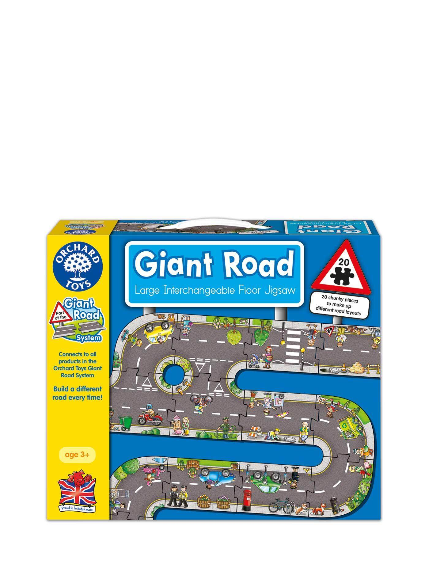 Orchard Toys จิ๊กซอว์ Giant Road รุ่น Lwt1604 By Lnwitem.