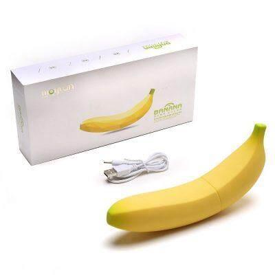 มาใหม่ล่าสุด จากญี่ปุ่น น่ารัก แปลกใหม่ ใช้สะดวก กล้วยหอมจอมนวด นวดสปา กันน้ำ 100% 7 Frequency Banana Massage With Usb Charger By 888 Lazada.