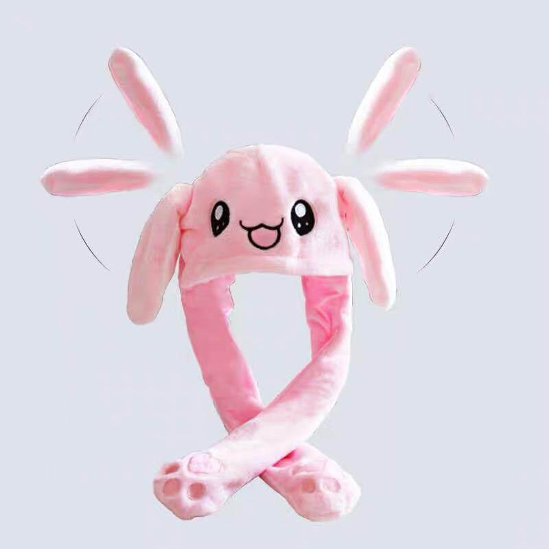 Baby Life ใหม่ย้ายหมวกหูกระต่ายๆถุงลมนิรภัยหมวกหมวกกระต่ายตุ๊กตาหนานุ่ม รุ่น:p7 By Baby Life.