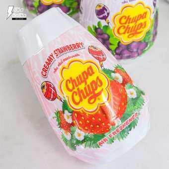 Chupa Chups Air Fresheners กลิ่น Creamy Strawberry