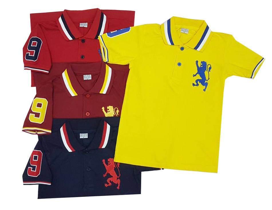 เสื้อโปโลเด็ก สินค้าพร้อมจ้า By Youshop01.