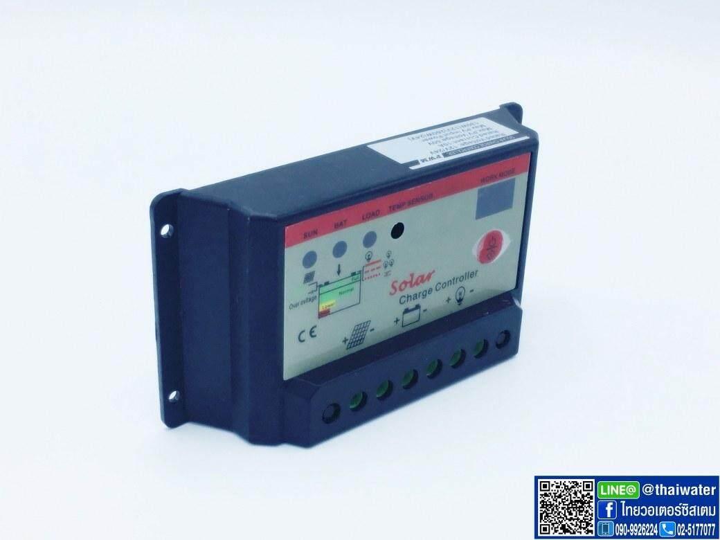 Image 5 for โซล่าชาร์จเจอร์ ( Solar charger ) 20A 12V/24V PWM รุ่น 2024