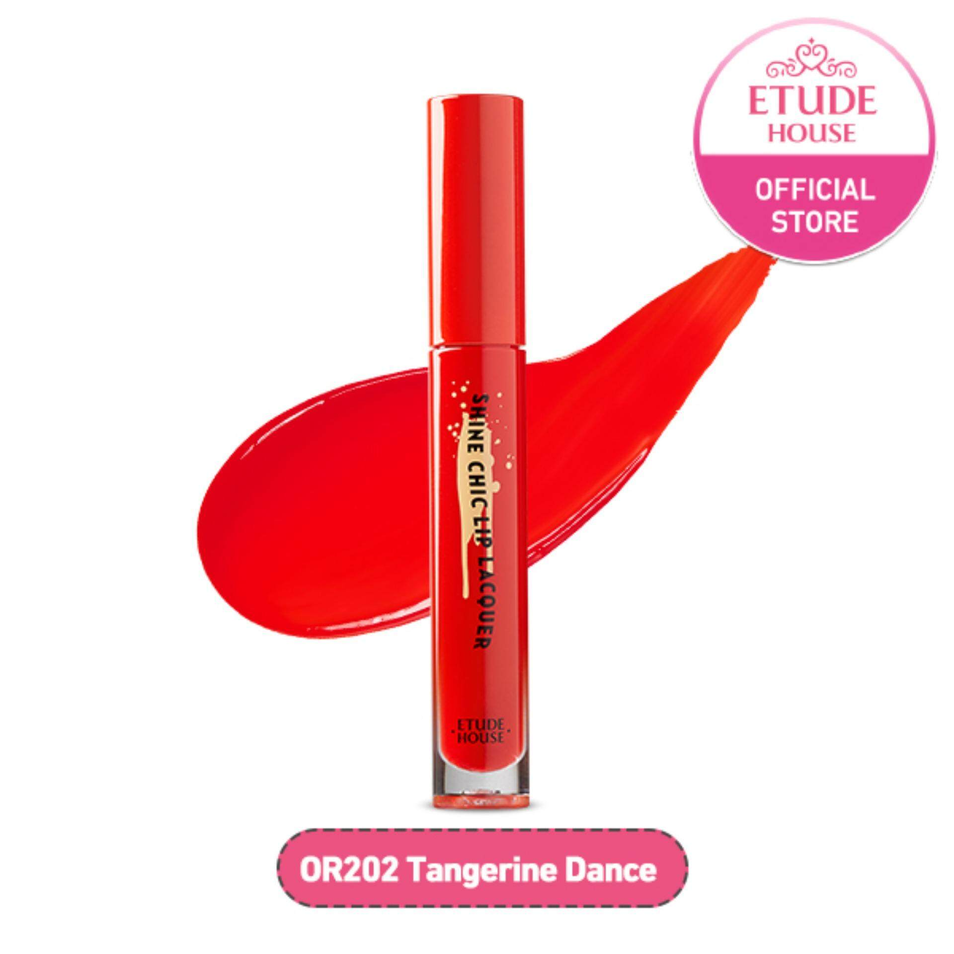 ETUDE HOUSE Shine Chic Lip Lacquer (3.2 g)