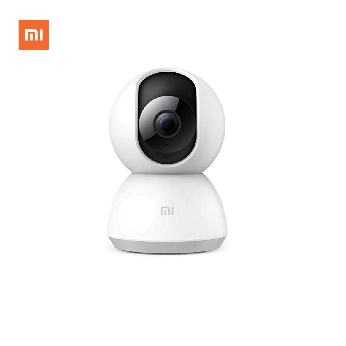 กล้องไอพี วงจรปิดไร้สาย Xiaomi Mi Mijia Home Security Camera 360 ความละเอียด (1080p) (19166) Ip Camera ดูผ่านappมือถือ หมุนได้ 360 องศา (รับประกันศูนย์ไทย 1 ปี)/global Version ส่งเร็ว.