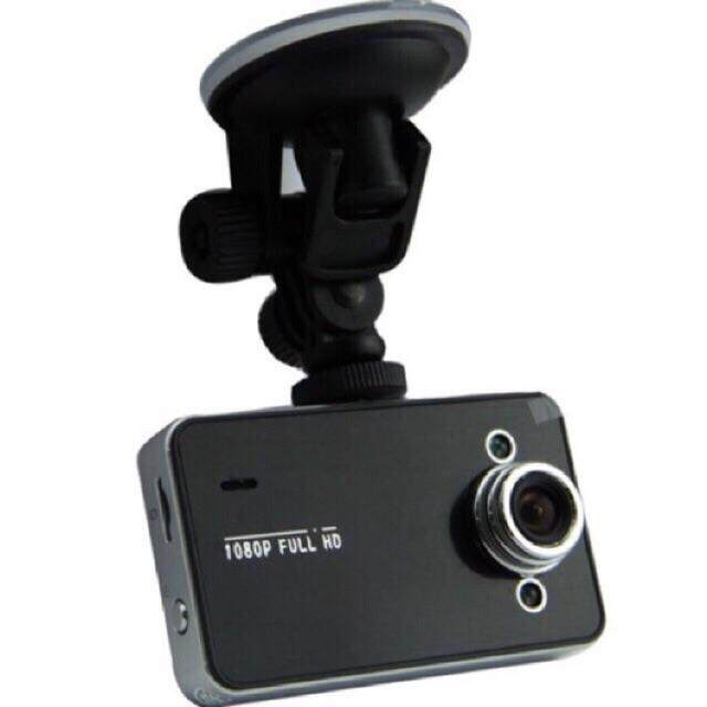 "tesia Car Camera กล้องติดรถยนต์ ในรถ K6000 Dvr Car DVR Night Vision Car Camera Recorder 2.7"" HD TFT Screen camrecorder"