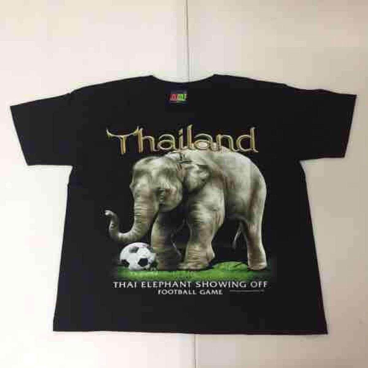 เสื้อ Thailand  เสื้อของฝาก ลายยอดนิยม สุดฮิต ของฝาก ของที่ระลึก เป็นที่นิยมของชาวต่างชาติ เสื้อคู่ ให้เพื่อน ให้แฟน ของขวัญ เสื้อ.