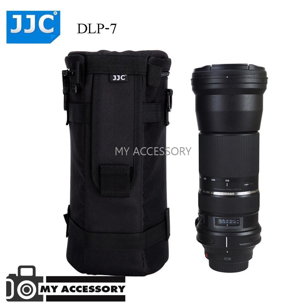 กระเป๋าใส่เลนส์กล้อง Jjc Bag Lens Pouch Dlp-7 กันกระแทกอย่างดี.
